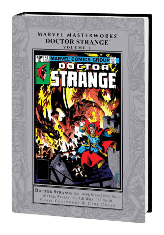 Doctor Strange Vol. 8 (Marvel Masterworks)