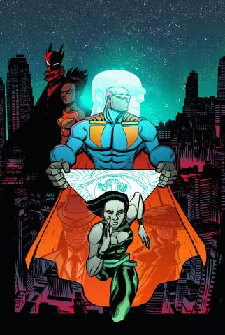 The Victories #5: Transhuman