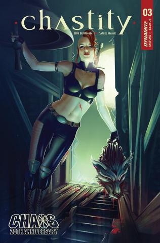 Chastity #3 (Nodet Cover)