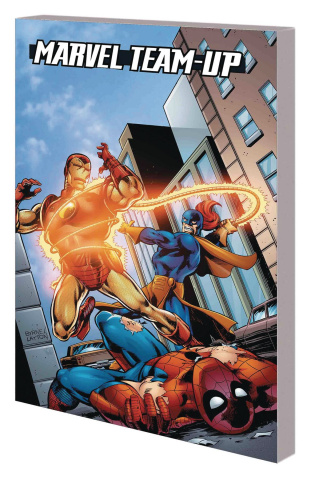Marvel Team-Up: Spider-Man / Iron Man
