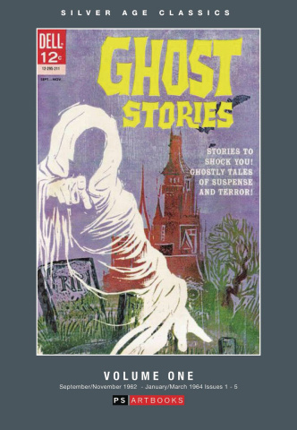 Silver Age Classics: Ghost Stories Vol. 1