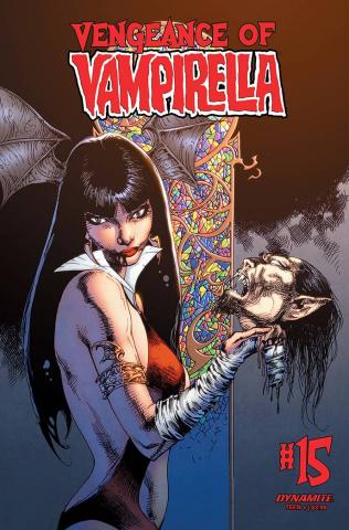 Vengeance of Vampirella #15 (Castro Bonus Cover)