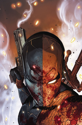 Deathstroke: Rebirth #1
