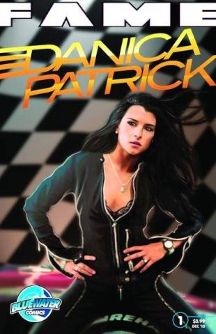 Fame #9: Danica Patrick