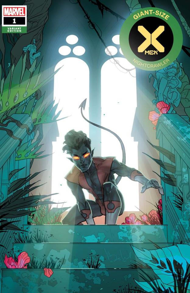 X-Men: Giant Size Nightcrawler #1 (Caldwell Cover)