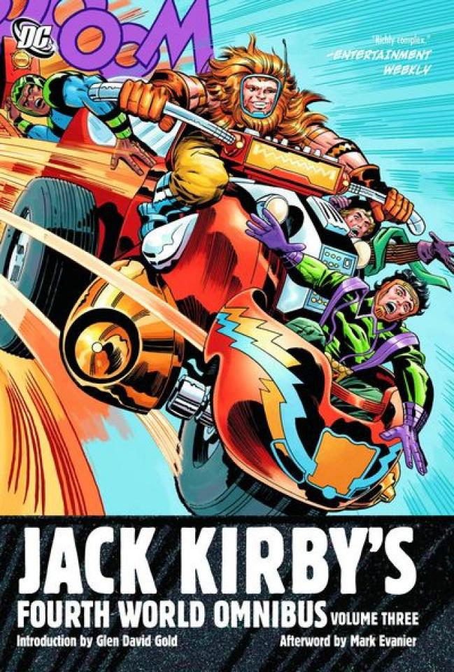 Jack Kirby's Fourth World Vol. 3