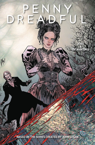 Penny Dreadful #5 (March Cover)