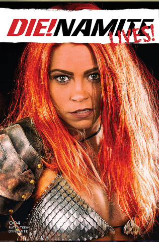 DIE!namite Lives! #4 (Cosplay Cover)