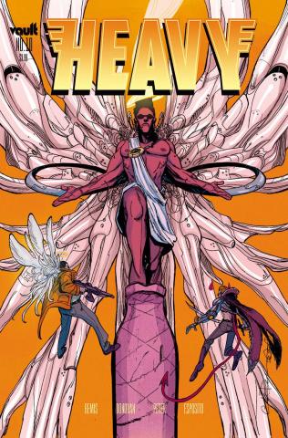 Heavy #10 (Donovan Cover)