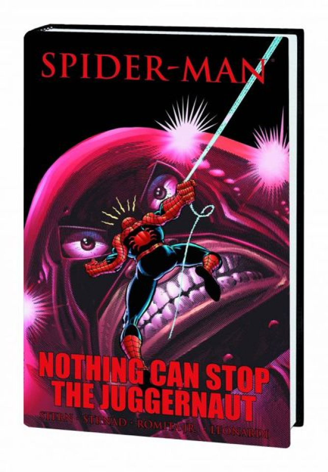 Spider-Man: Nothing Can Stop the Juggernaut