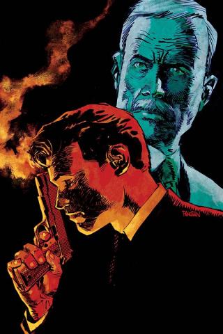 James Bond: Origin #12 (10 Copy Panosian Virgin Cover)