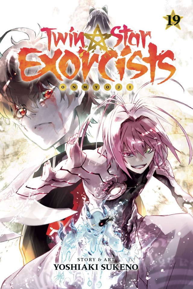 Twin Star Exorcists: Onmyoji Vol. 19