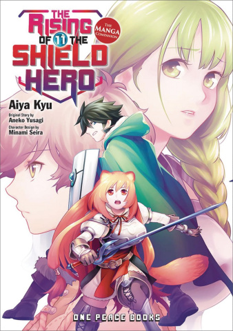 The Rising of the Shield Hero Vol. 11
