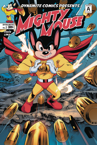 Mighty Mouse #2 (Lima Cover)