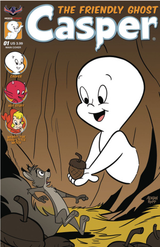 Casper, The Friendly Ghost #1 (Ropp Cover)