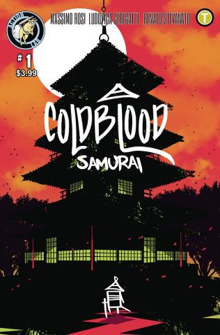 A Cold Blood Samurai #1