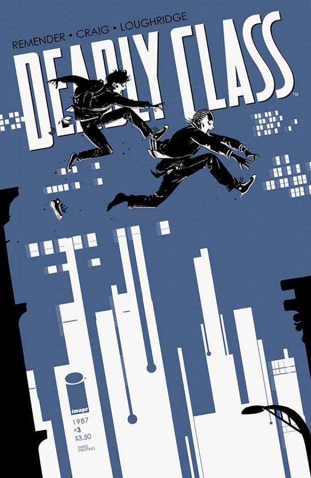 Deadly Class #3 (3rd Printing)