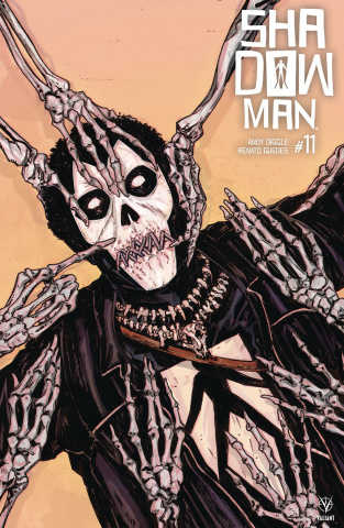 Shadowman #11 (Bivens Cover)