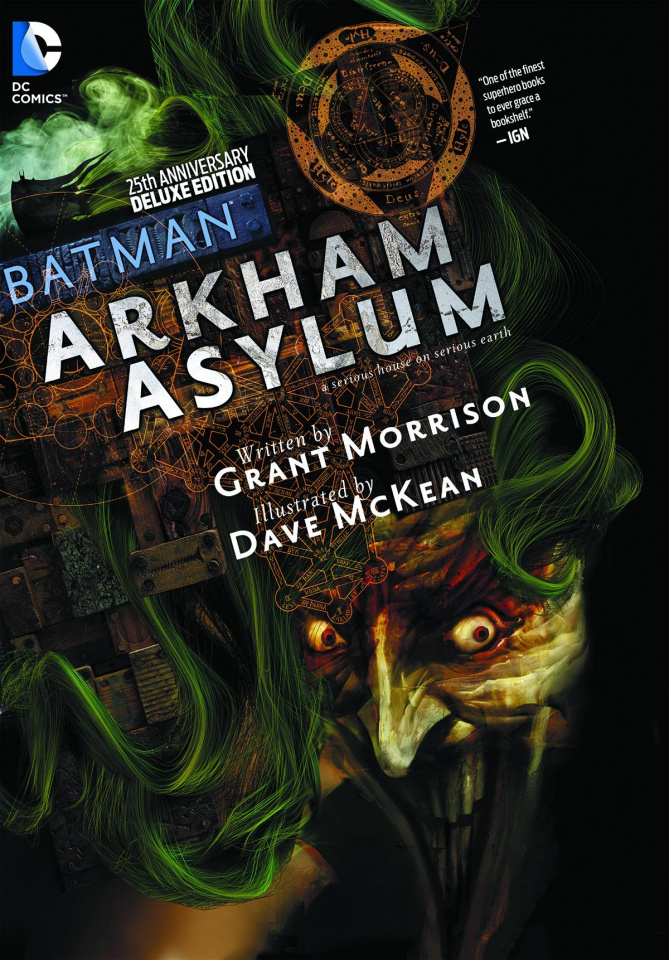 Batman: Arkham Asylum 25th Anniversary Deluxe Edition
