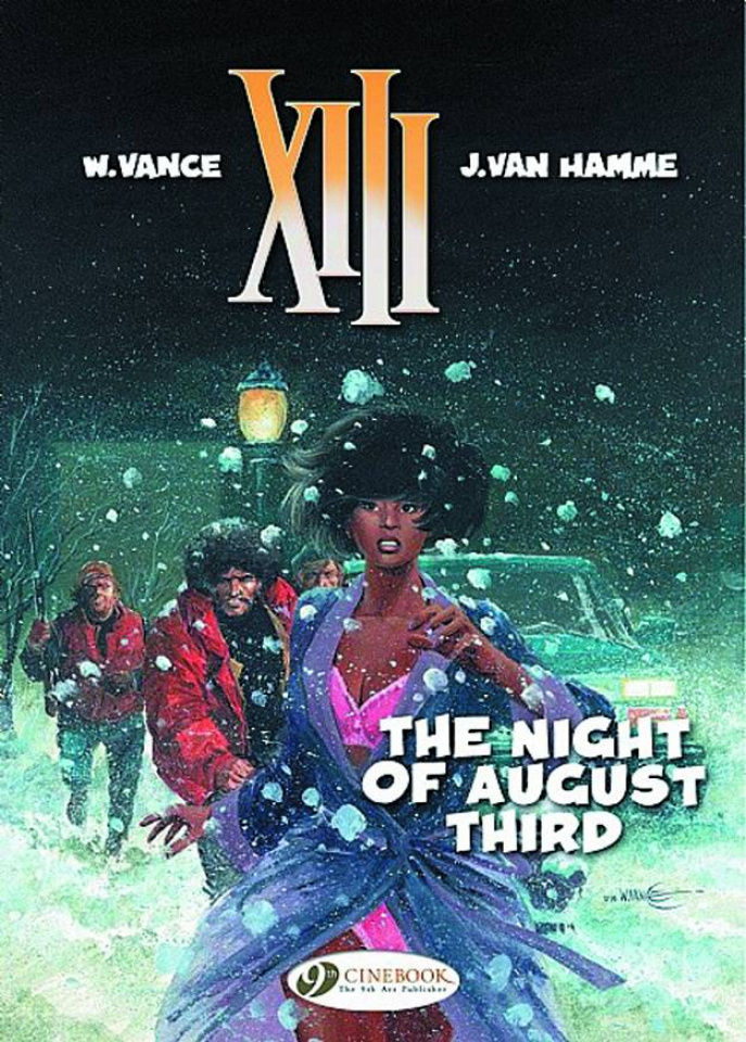 XIII Vol. 7: The Night of August Third
