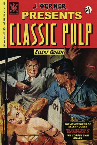Classic Pulp: Ellery Queen