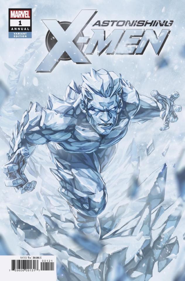 Astonishing X-Men Annual #1 (Hyung Cover)
