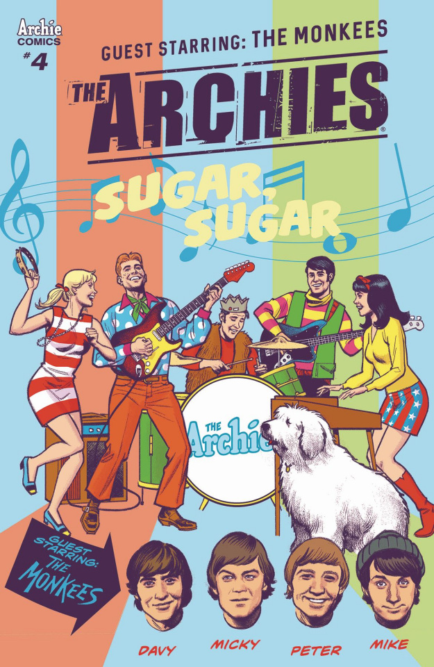 The Archies #4 (Smallwood Cover)