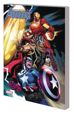 Avengers by Jason Aaron Vol. 1: Final Host