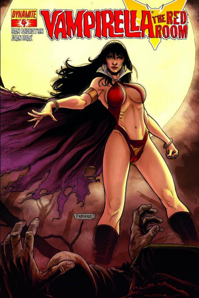 Vampirella: The Red Room #4