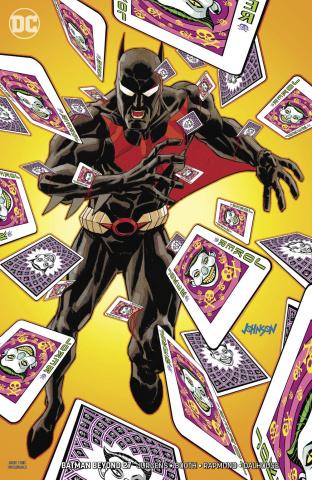 Batman Beyond #27 (Variant Cover)