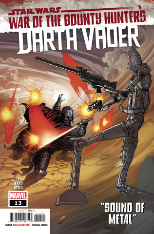Star Wars: Darth Vader #13
