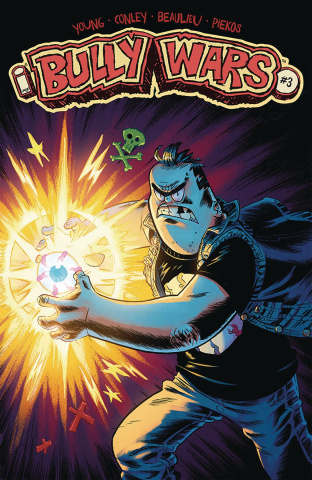 Bully Wars #3 (Conley Cover)