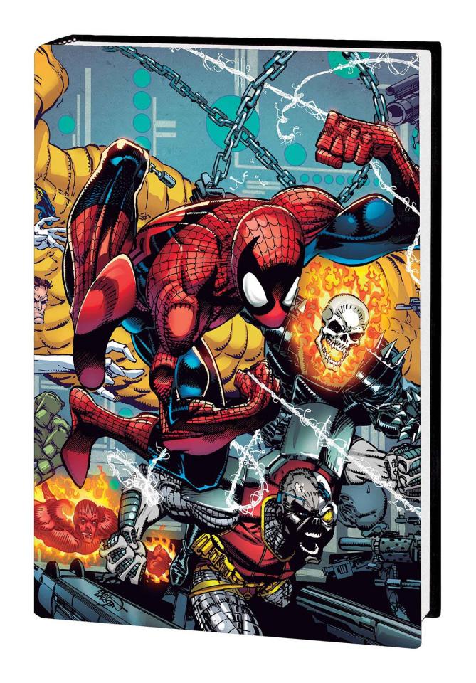 Spider-Man by Michelinie and Larsen (Omnibus)
