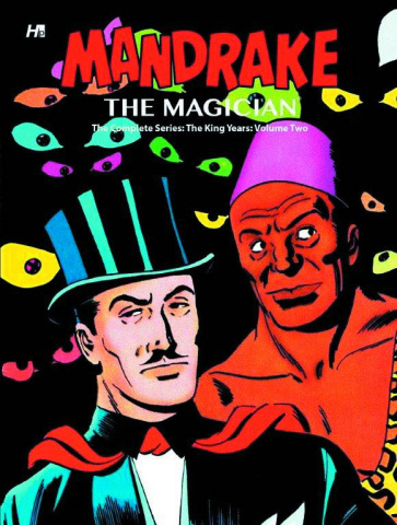 Mandrake: The Magician - The Complete King Years Vol. 2
