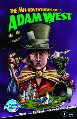The Mis-Adventures of Adam West #1