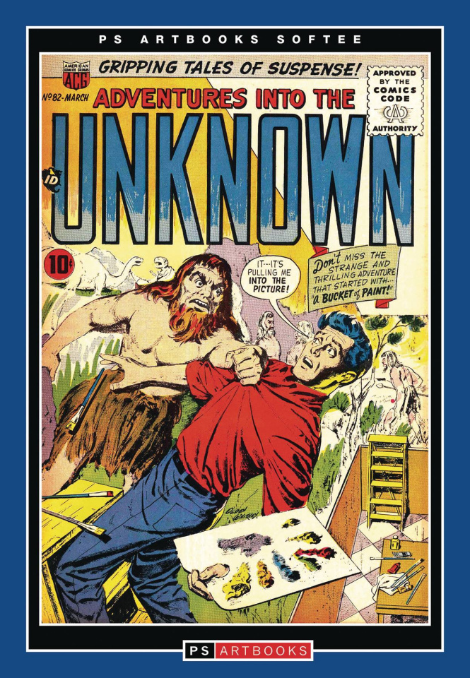 Adventures Into the Unknown! Vol. 14 (Softee)