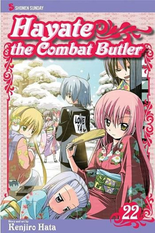 Hayate: The Combat Butler Vol. 22