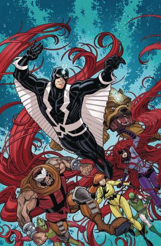 Inhumans: Once & Future Kings #5