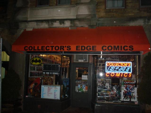 Collector's Edge Comics East
