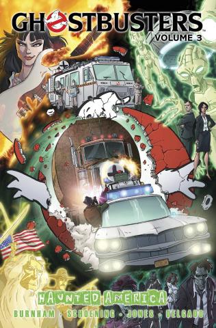 Ghostbusters Vol. 3: Haunted America
