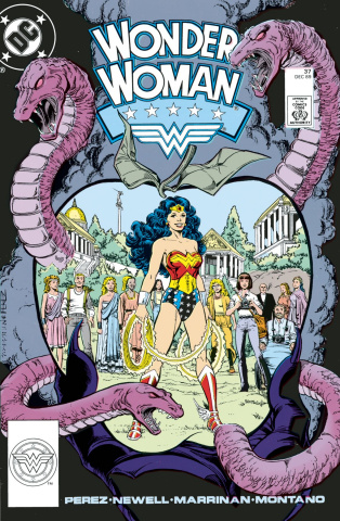 Wonder Woman by George Perez Vol. 2 (Omnibus)