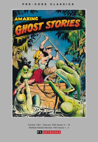 Amazing Ghost Stories Vol. 1