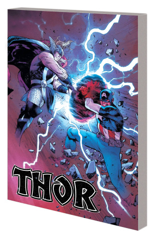 Thor by Donny Cates Vol. 3: Revelations