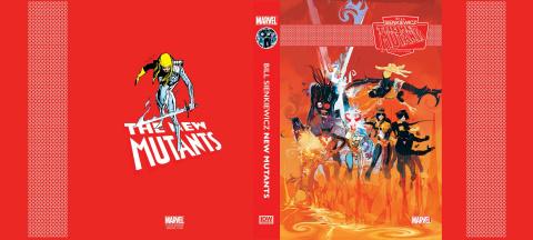New Mutants: Bill Sienkiewicz Marvel Artist Select
