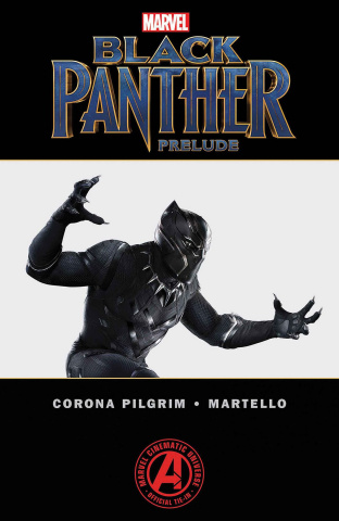 Black Panther Prelude #2