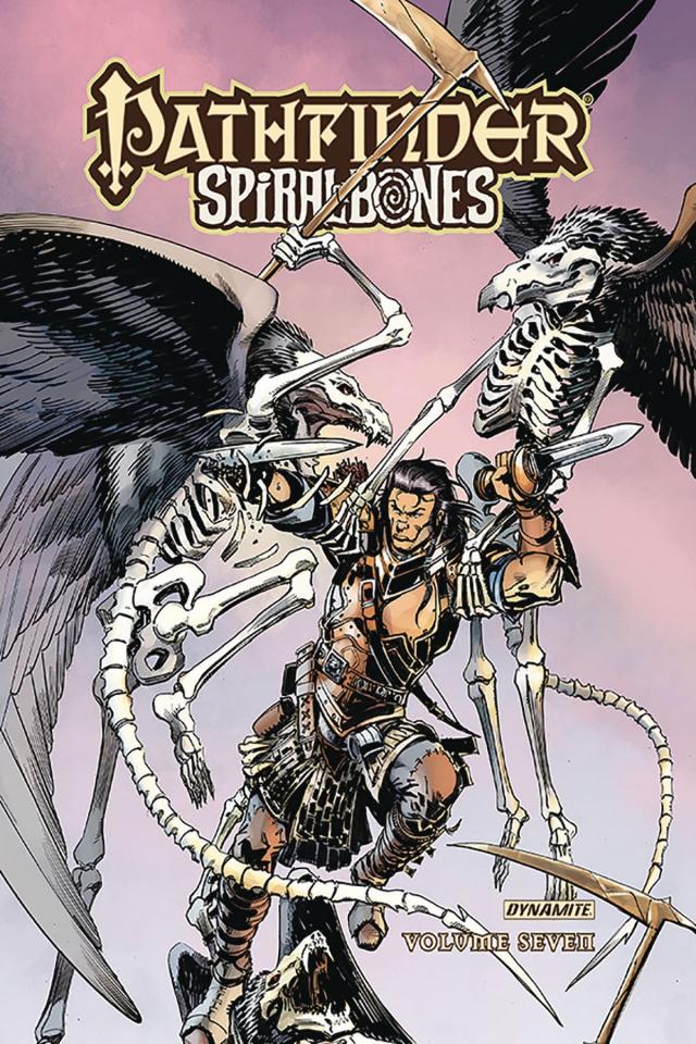 Pathfinder: Spiral of Bones