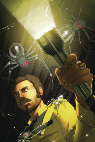 Star Wars: Lando - Double or Nothing #4