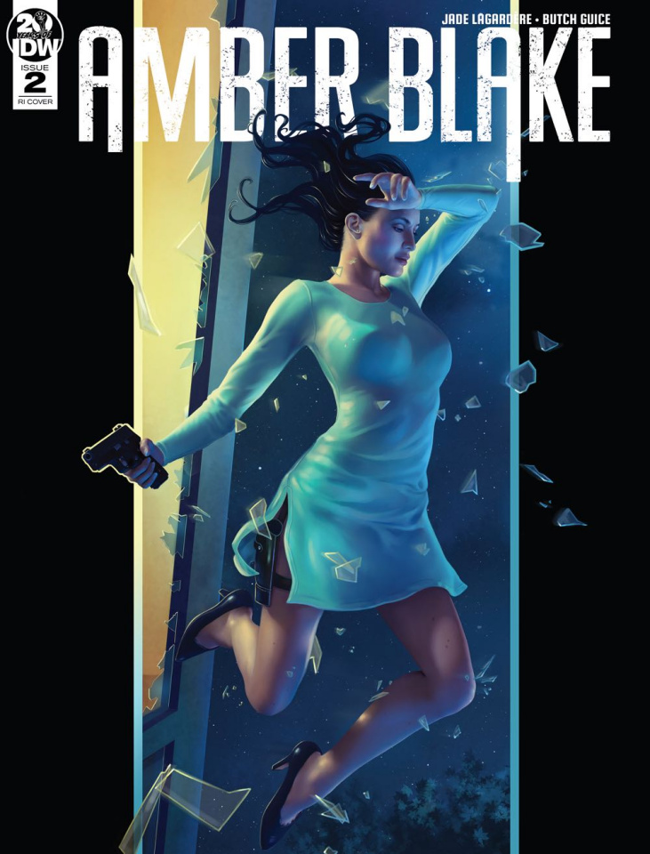 Amber Blake #2 (10 Copy Nodet Cover)