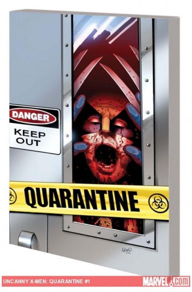 Uncanny X-Men: Quarantine