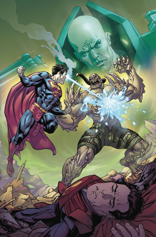 Injustice: Gods Among Us, Year Five #10